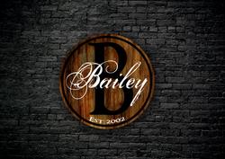 89. BAILEY MONOGRAM