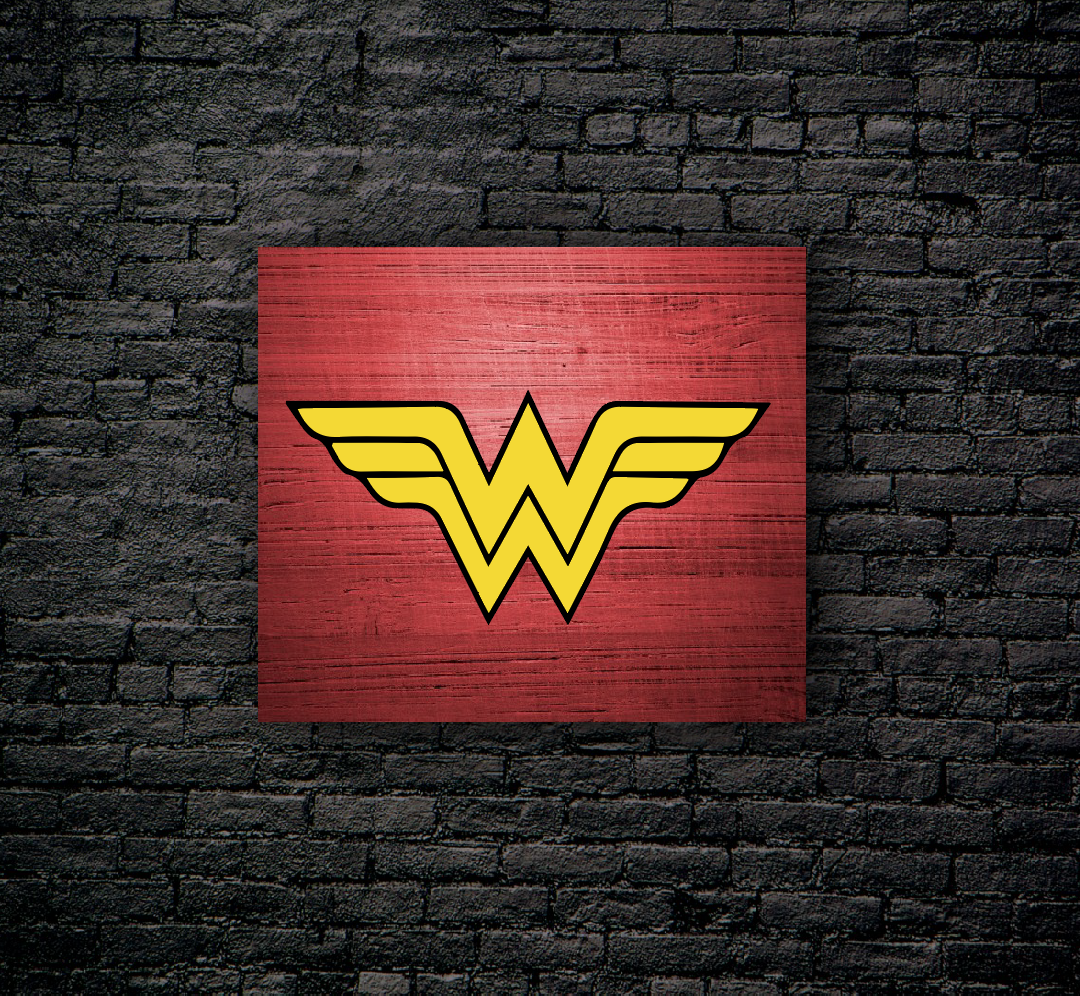102. KID: WONDER WOMAN