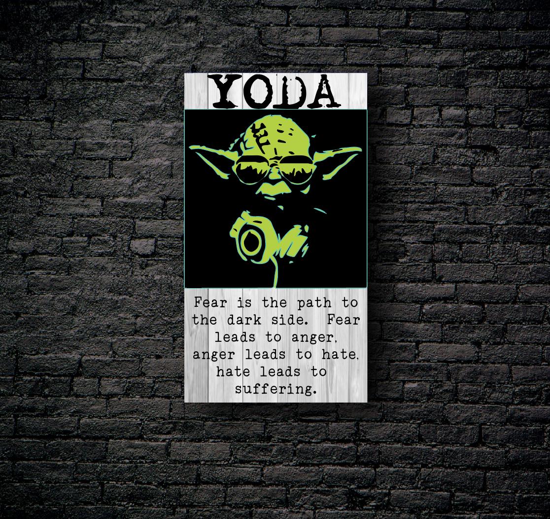 136. TEEN: YODA FEAR