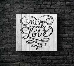 78. ALL YOU NEED IS LOVE