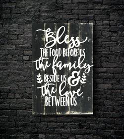 17. BLESS THE FOOD PRAYER