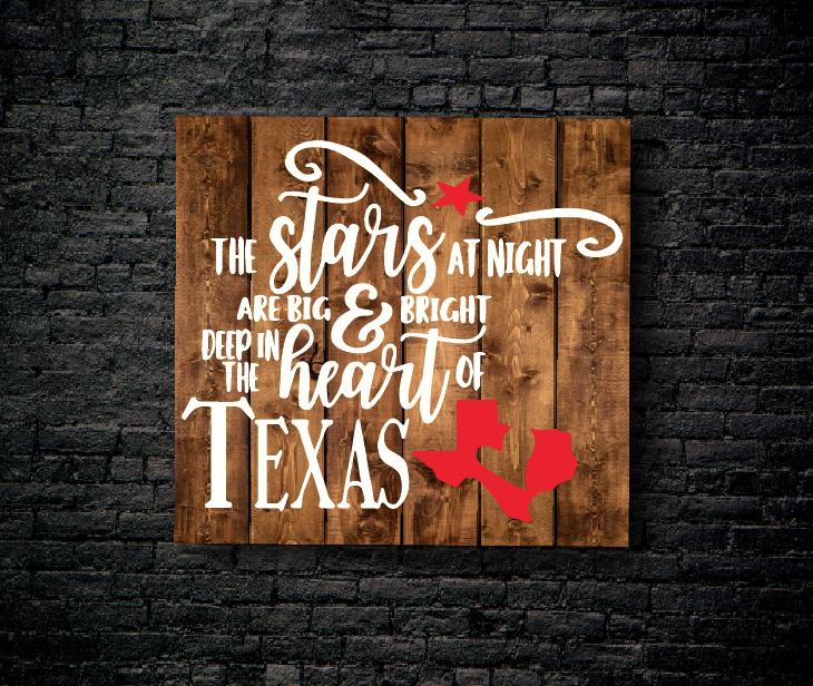 19. DEEP IN THE HEART OF TEXAS