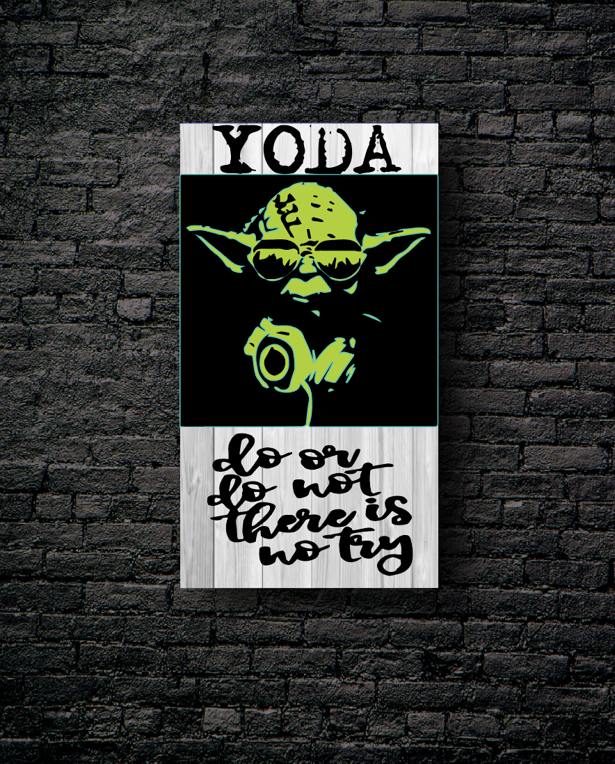 137. TEEN: YODA DO OR DO NOT
