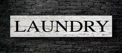 41. LAUNDRY (LONG BOARD)