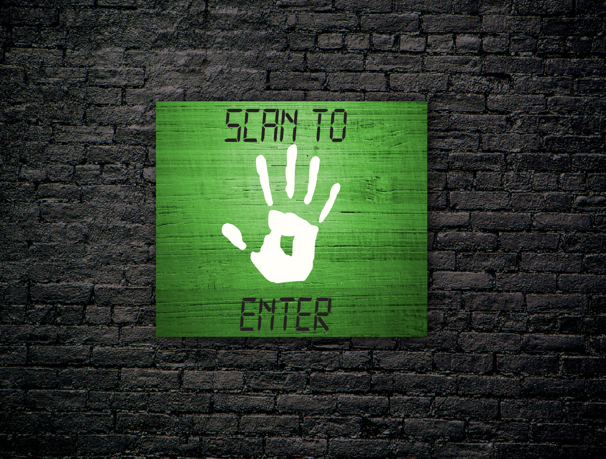 106. KID: SCAN TO ENTER