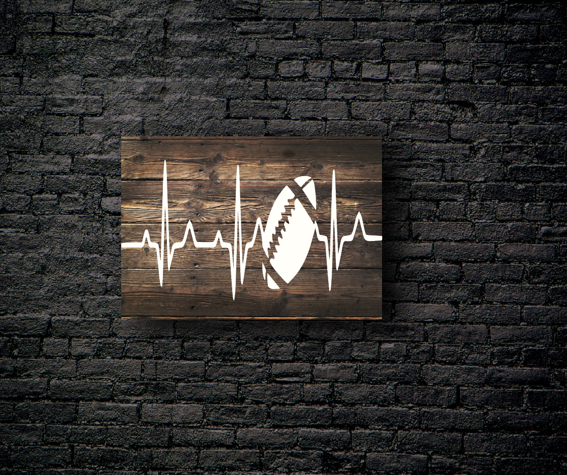 67. HEARTBEAT FOOTBALL