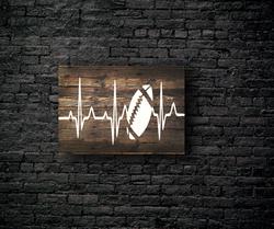 67. HEARTBEAT FOOTBALL