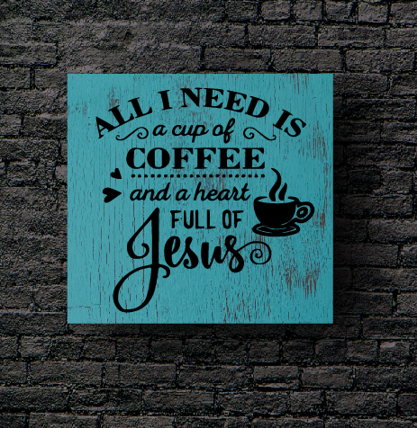 69. COFFEE & JESUS