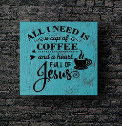 69. COFFEE & JESUS