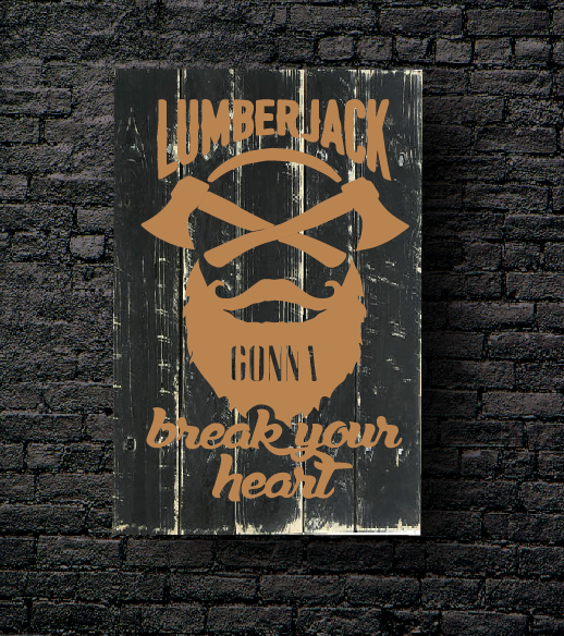 58. LUMBERJACK HEARTBREAK