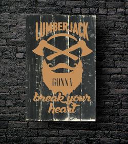 58. LUMBERJACK HEARTBREAK