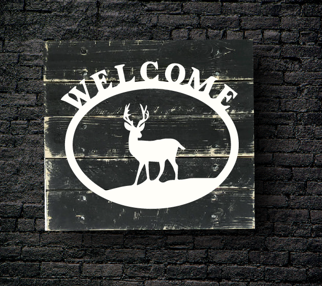54. WELCOME DEER