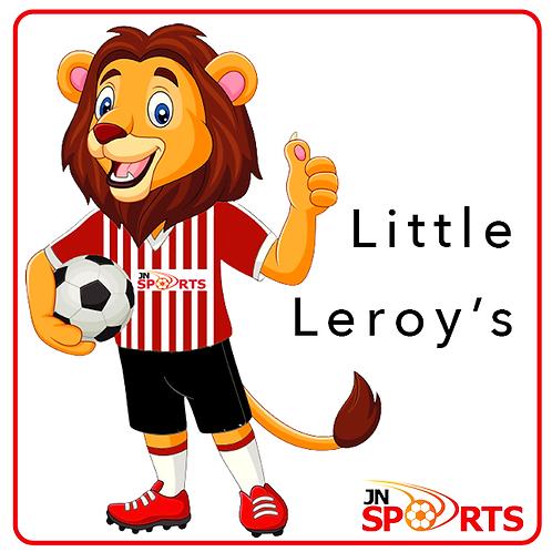 Little Leroy's Registration Fee (age 3-4)