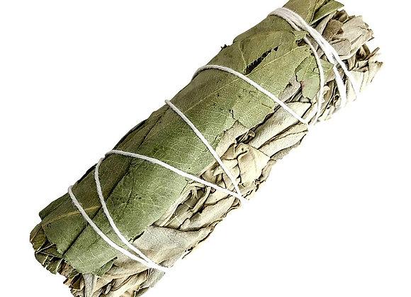 Eucalyptus  Sage Smudge Stick