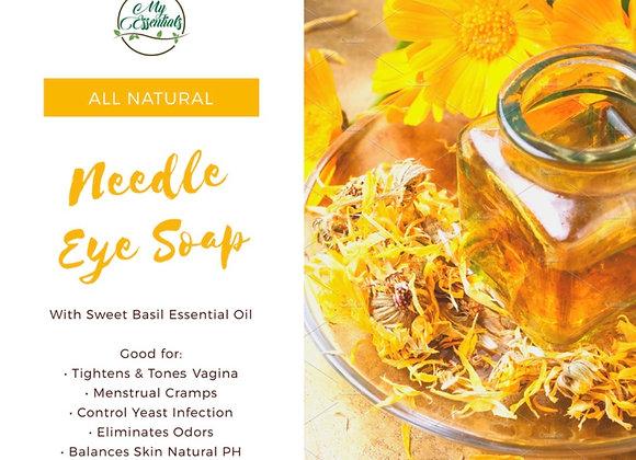 Needle Eye Soap