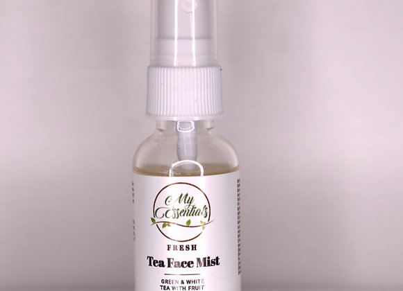 Fresh Tea Face Mist (Green & White Tea w/ Fruit Extracts)