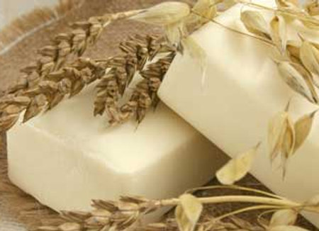 Frankincense & Myrrh Bath Bar