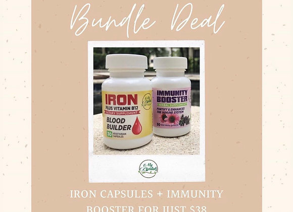 Supplements Bundle deal