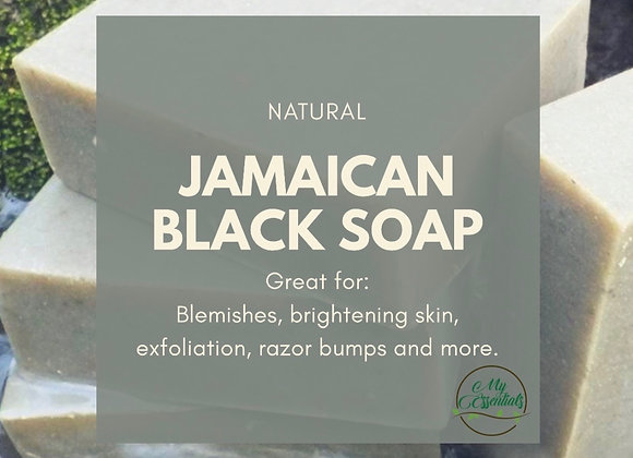 Jamaica Black Soap