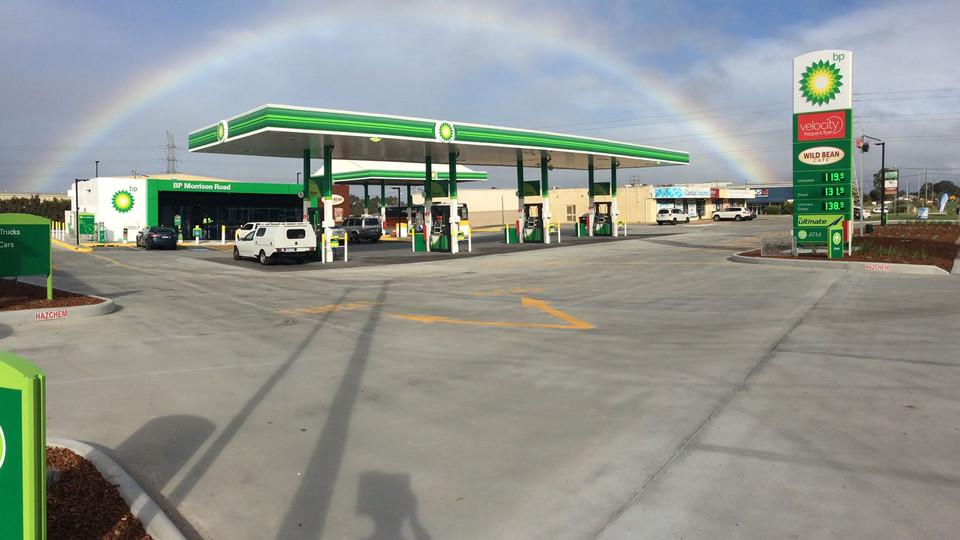 BP - MORRISON ROAD, WA