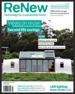 Renew Magazine Cover