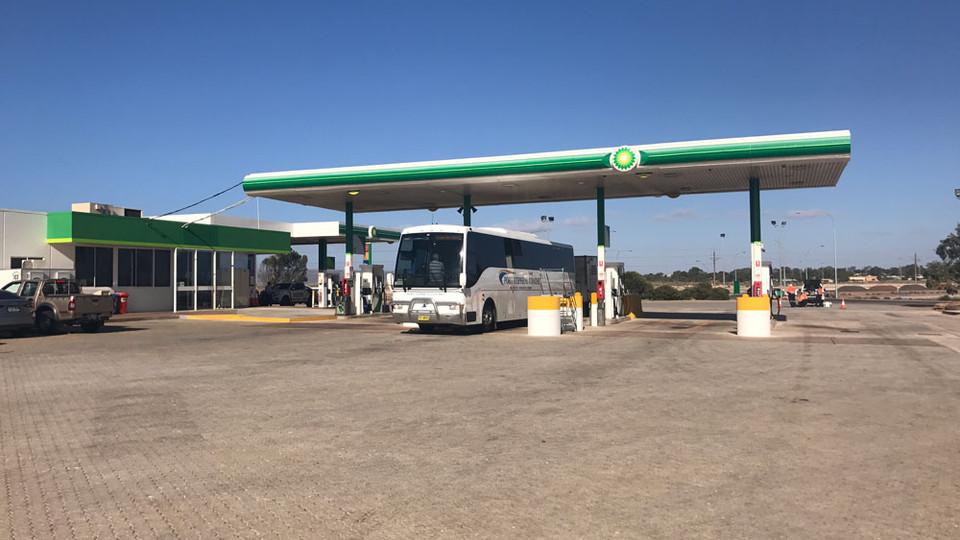 BP - PORT AUGUSTA, SA