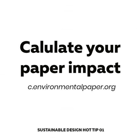 Calculate your paper impact