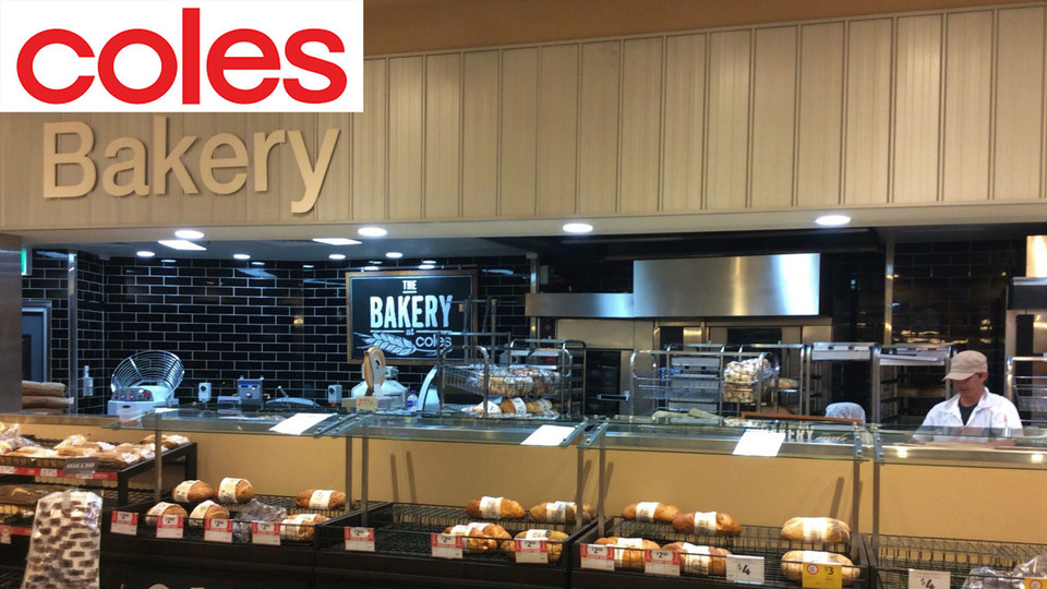 COLES - BAKERIES