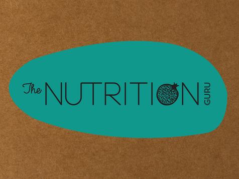 The Nutrition Guru Branding
