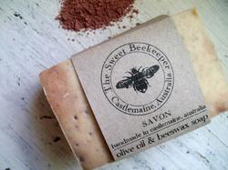 The Sweet Beekeeper Brand & Labels