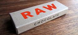 Raw Chocolate Box Forme Design