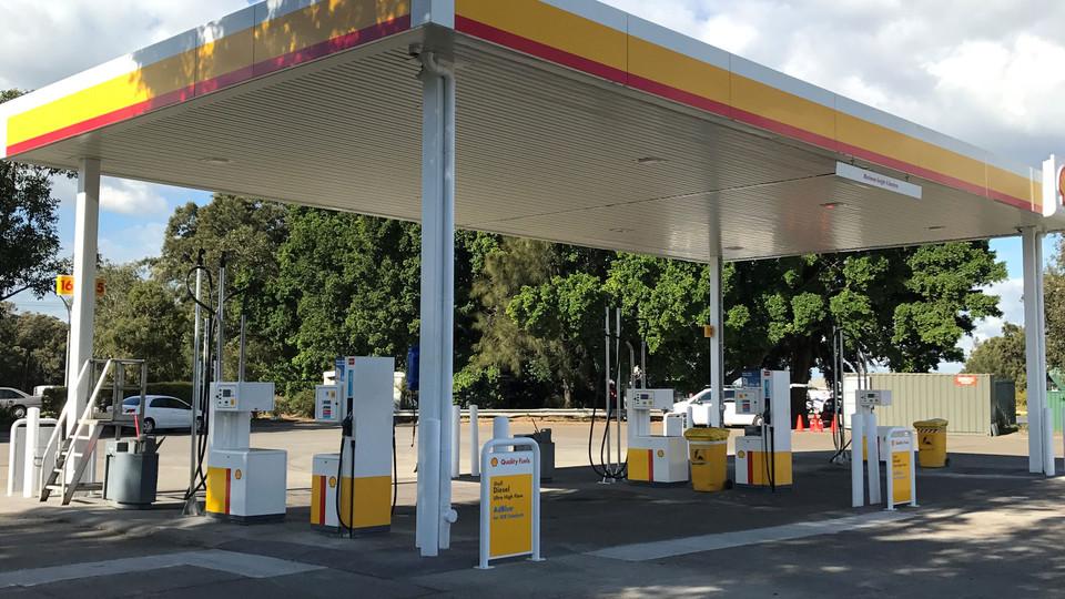 VIVA ENERGY - HEXHAM, NSW
