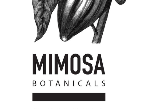 Mimosa Botanicals Brand & Labels
