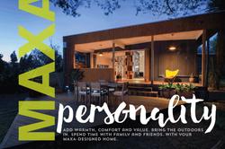 Maxa Design Brand Redevelopment