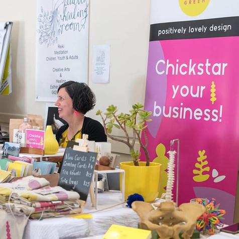 Chickstar you business!