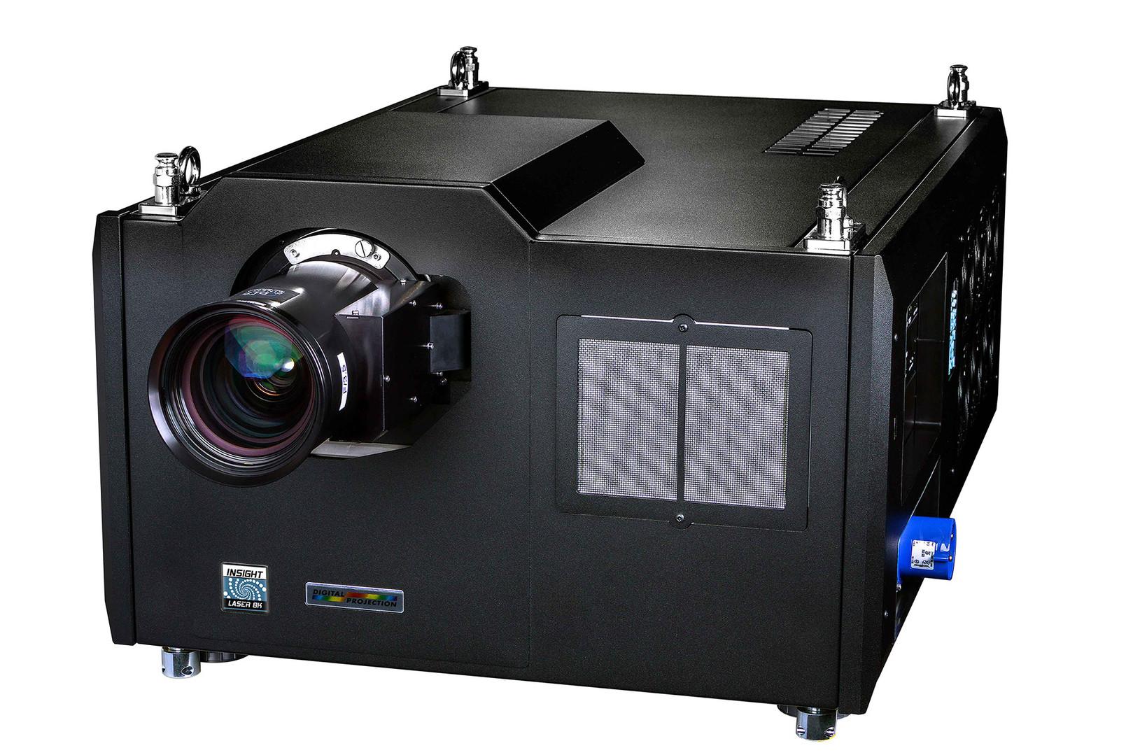 Insight Laser 8k