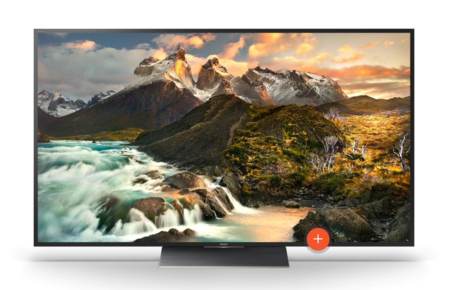 Z9D   LED   4K Ultra HD   High Dynamic Range (HDR)   Smart TV (Android TV™)