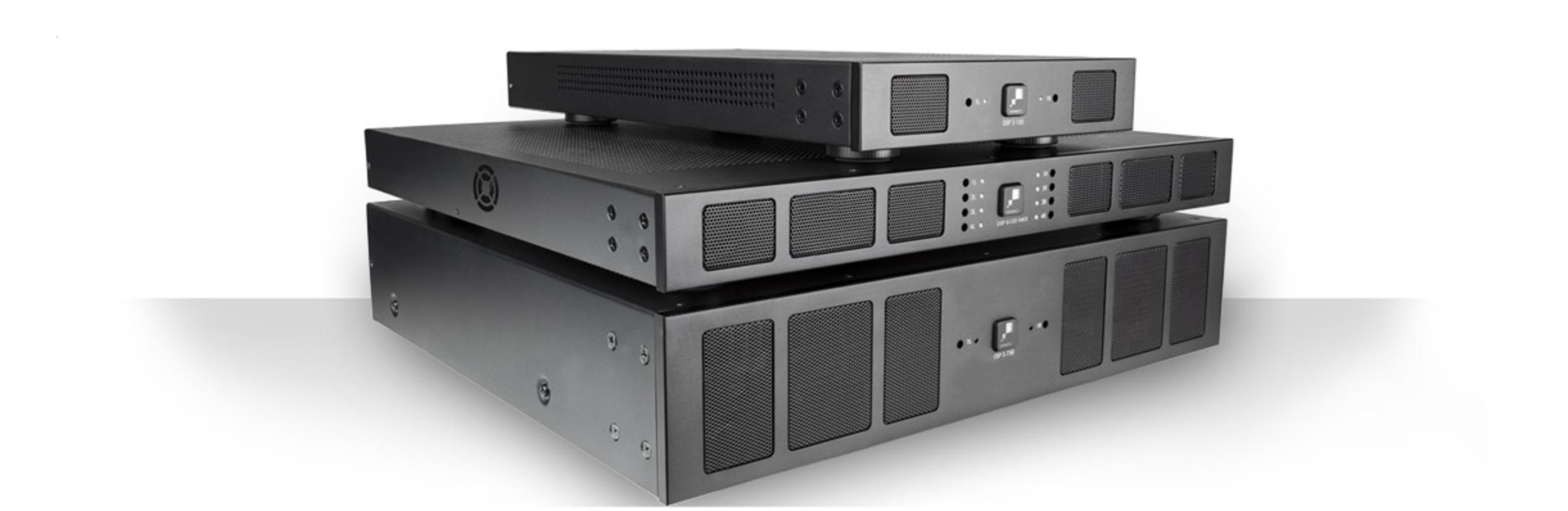 Sonamp DSP Amplifiers