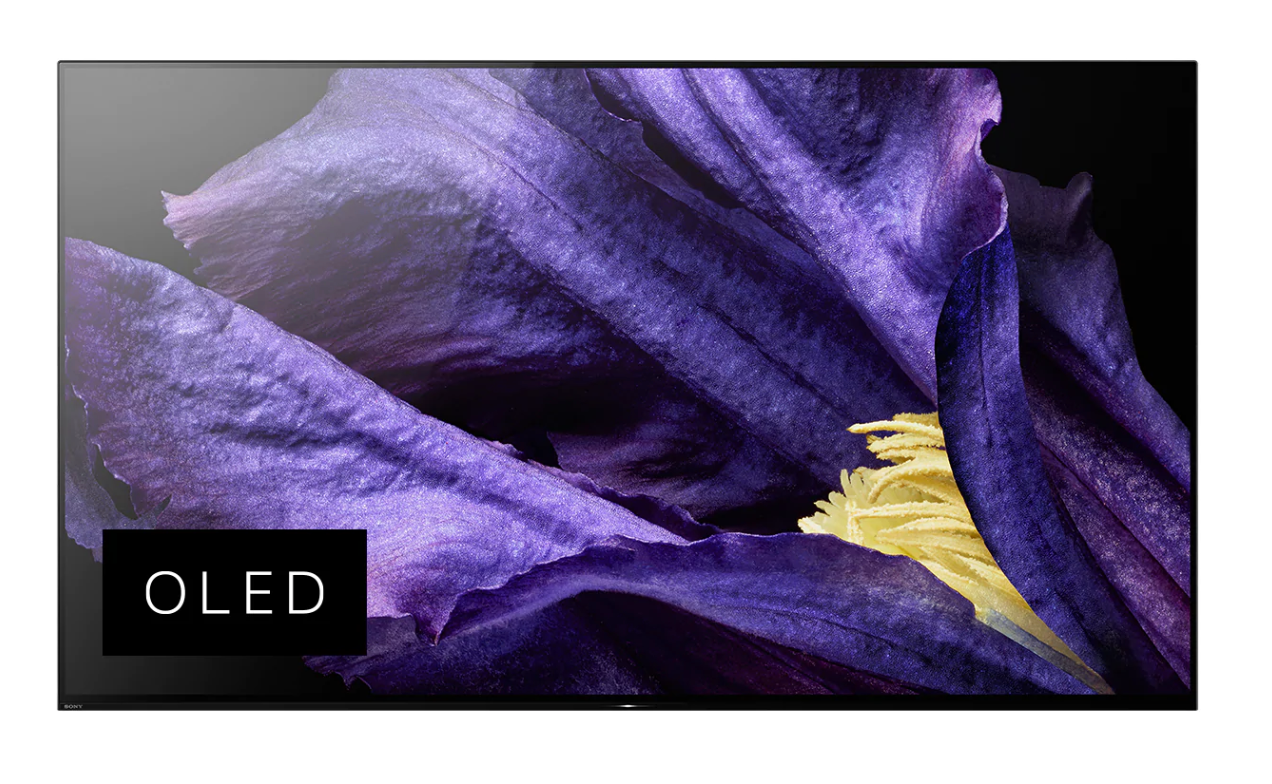 A9F   MASTER Series   OLED   4K Ultra HD   High Dynamic Range (HDR)   Smart TV (Android TV)