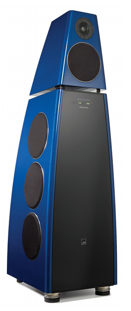 SPECIAL EDITION DSP8000 DIGITAL ACTIVE LOUDSPEAKER A REVEALING, LIFELIKE AND POWERFUL PERFORMANCE
