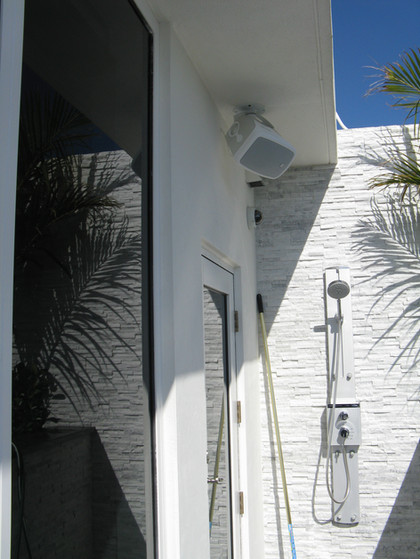 Outdoor Speakers Installation South Beac