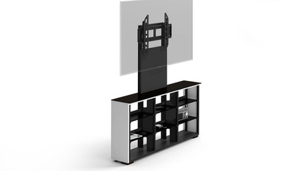 LOW-PROFILE, SHALLOW DEPTH CABINETS