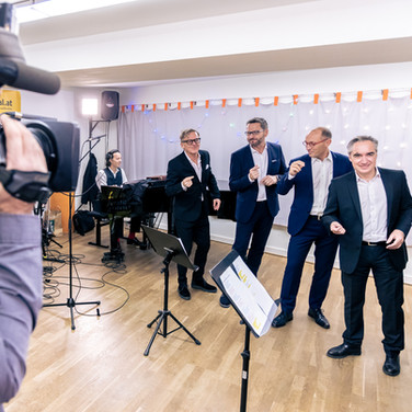 Peter Pansky, Martin Himmelbauer, Thomas Zanyath, Peter Kleemann