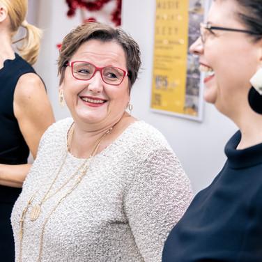 Ursula Haslauer, Susi Wildling, Christine Marek
