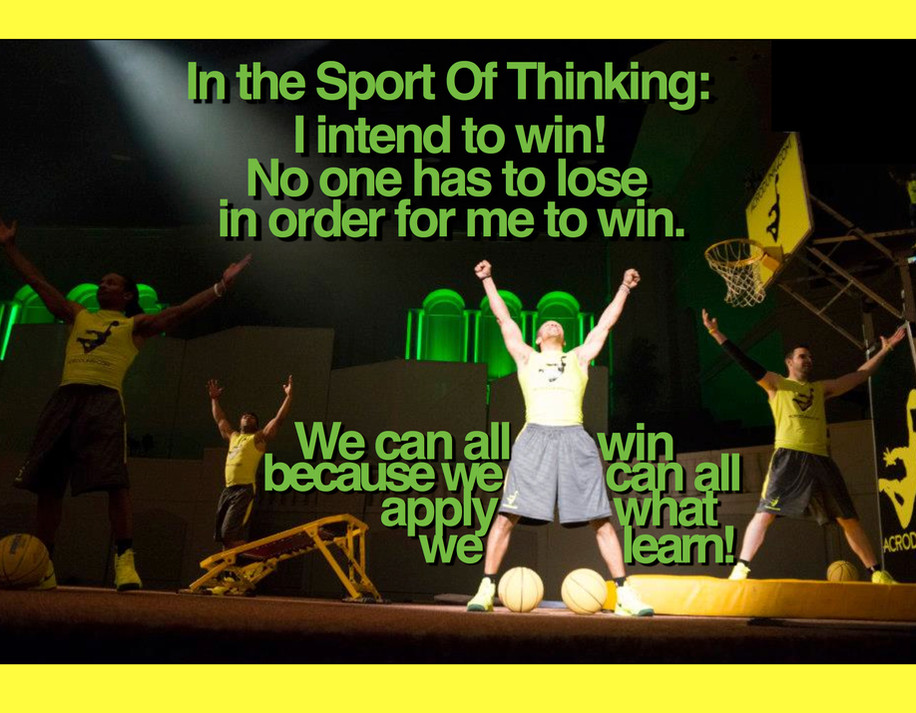 SOT 7 I intend to win