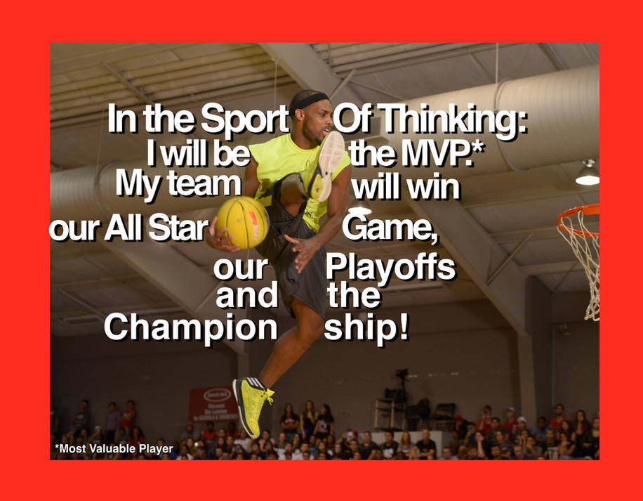 SOT 9 I will be the MVP