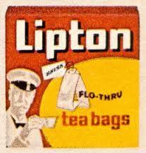 image of a box of lipton tea bags