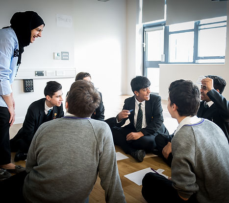 Stand Up Watford Grammer School Fpr Boys