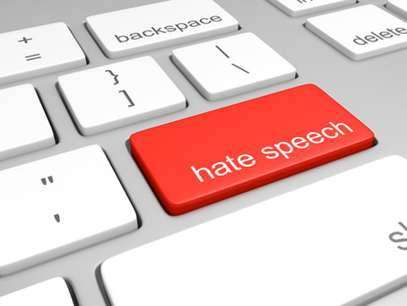 Why should we bother reporting online hate?