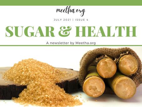 'Sugar & Health' Newsletter_July